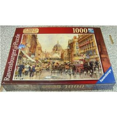 1000 Piece Jigsaw Bundle of 2 ** SEALED **