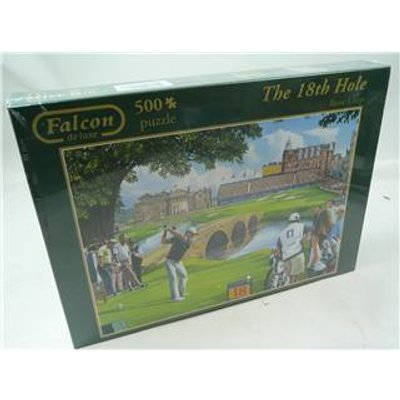 BNIB The 18th Hole 500 Piece Jigsaw Puzzle