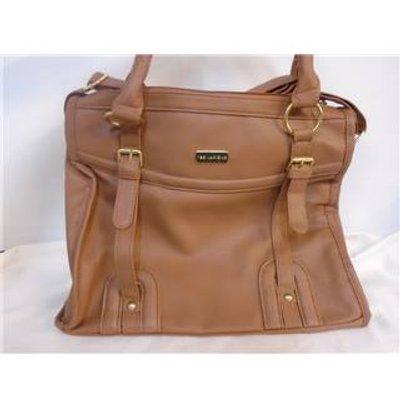 Ted Lapidus - Size: M - Brown - Shoulder Handbag