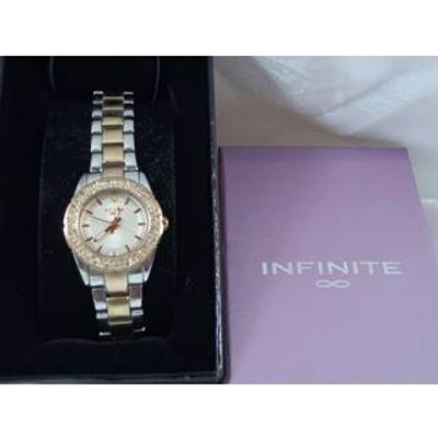 Infinite Ladies Watch Debenhams - Size: Medium - Metallics