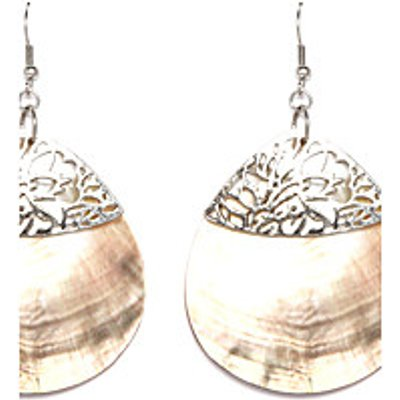 Drop Earrings Shell Alloy Jewelry Wedding Party Daily