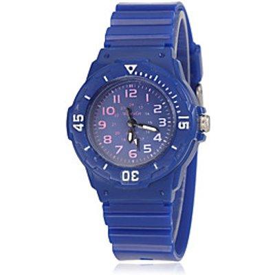 Children's Candy Color Rubber Band Quartz Wrist Watch (Assorted Colors) Cool Watches Unique Watches