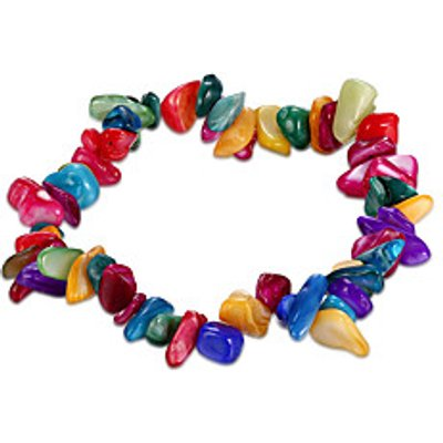 MISSING U Bracelet Chain Bracelet Crystal Birthday / Gift / Daily Jewelry Gift 1pc