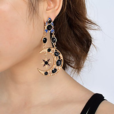 Women's Dangle Earrings Acrylic Dangling Style Pendant Euramerican Fashion Personalized Statement Je
