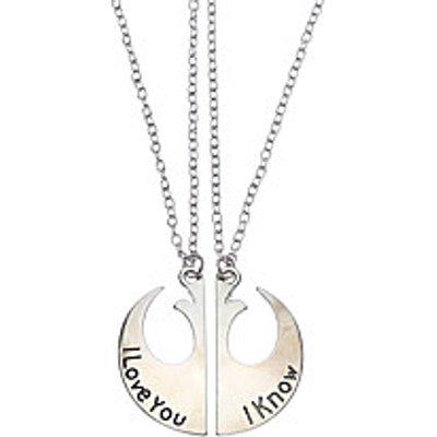 Lureme Women's Men's Pendant Necklaces Jewelry Geometric AlloyUnique Design Natural Movie Jewelry Eu
