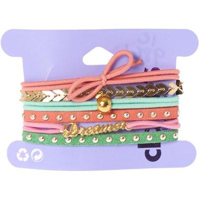 6-Pack Dreamer Stretch Bracelets