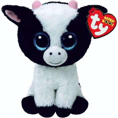 TY Beanie Boos Butter the Cow Soft Toy