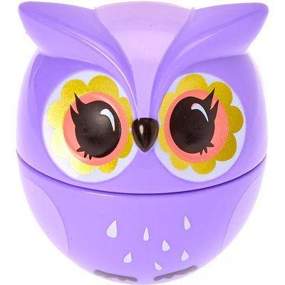 Purple Owl Raspberry Flavored Lip Gloss