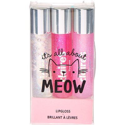 It's All About Meow Lip Gloss Set