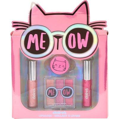 Check Meow Pink Lip Gloss Set