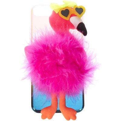 3D Pink Flamingo Phone Case