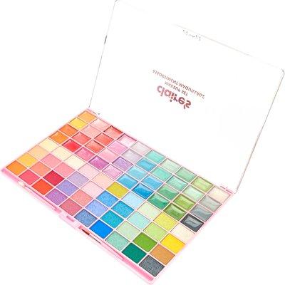 Rainbow Makeup Palette Set