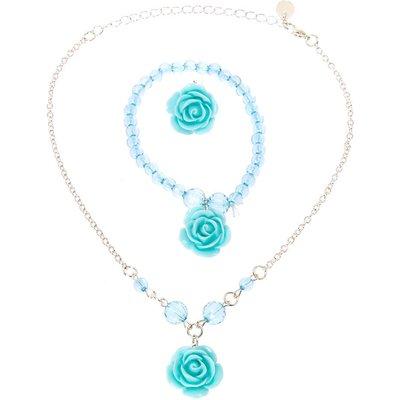 Mint Rose Jewelry Set