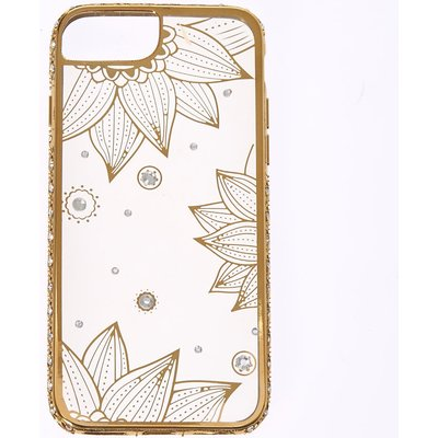 Crystal Lotus Flower Phone Case