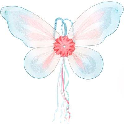 Kids Blue Butterfly Wings