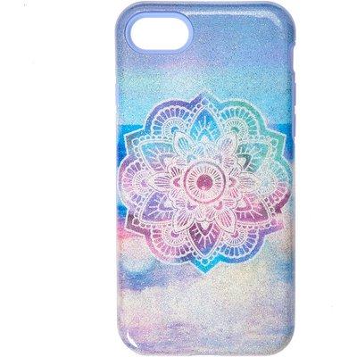 Pastel Shimmer Mandala Phone Case