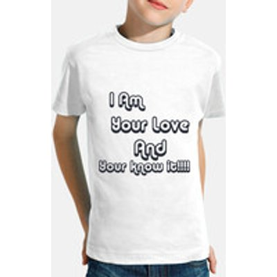 Children, short sleeve, white