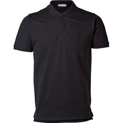 Shdaro Stretch Cotton Polo Shirt