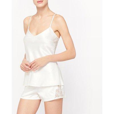 2-Piece Satin Short Pyjamas