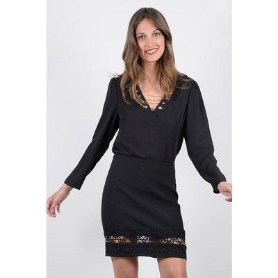 Pomandere loose-fit blouse