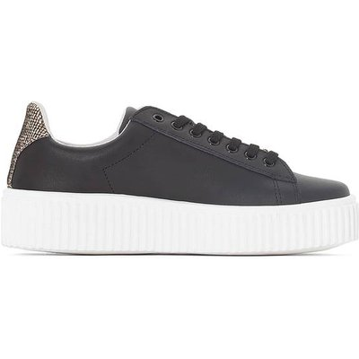 LTC Talys Leather Wedge Trainers