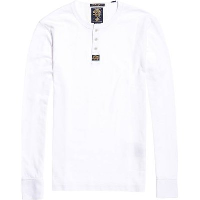 T-Shirt with Grandad Collar