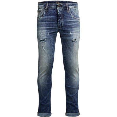 Slim Fit Cotton Mix Jeans