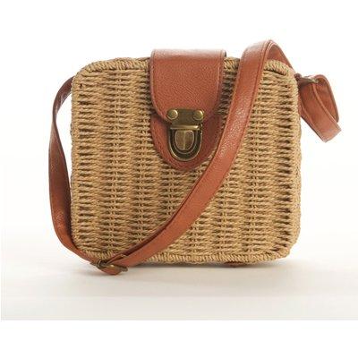Rigid Minaudière-Style Handbag
