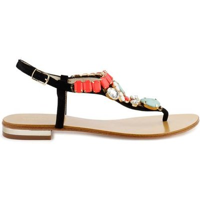 Hania Leather Sandals