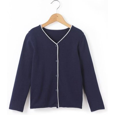 Buttoned Cardigan, 3-12 Years