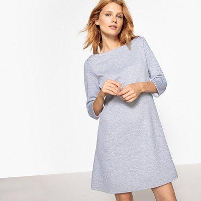 3/4 Sleeve Jumper Style Dress