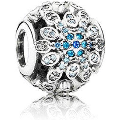 Pandora Crystallised Snowflake Charm