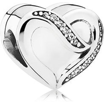 PANDORA Ribbon Of Love Charm
