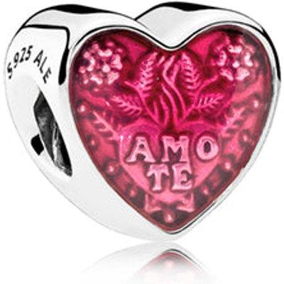 PANDORA Amo Te Heart