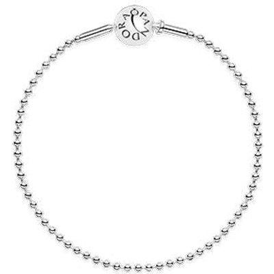 PANDORA ESSENCE COLLECTION Silver Ball Chain Bracelet