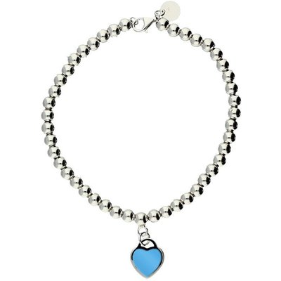 Ani - December Heart Birthstone Bracelet