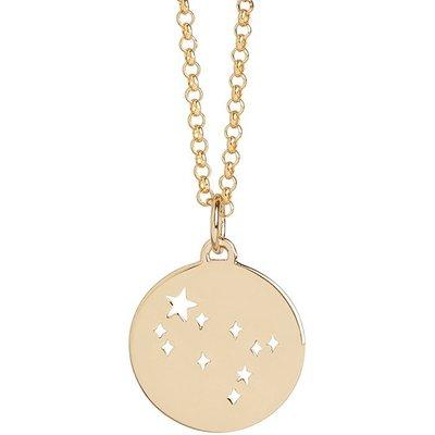 Muru Gold Gemini Necklace