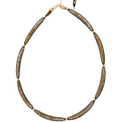 Bláithín Ennis Topaz Gold Necklace
