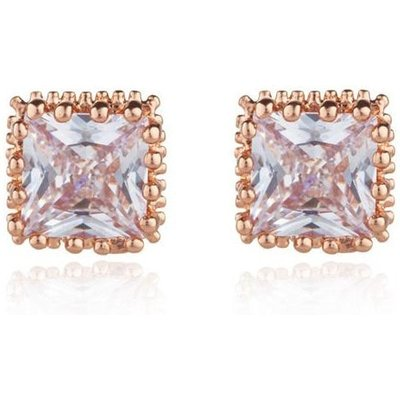 Knight And Day Rose Gold Earrings