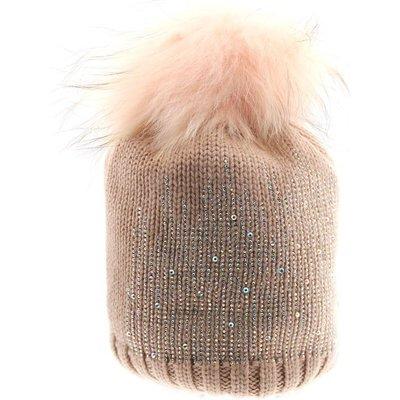Bella Mia Light Grey Cappelli Hat