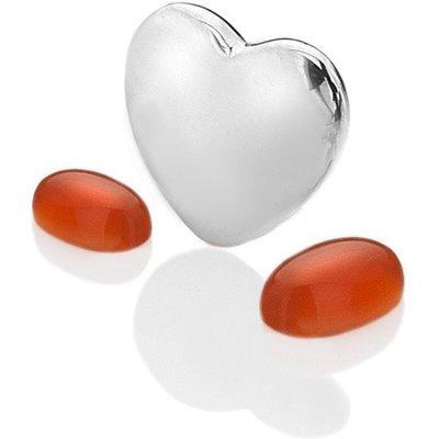 Anais Rhodium July Heart