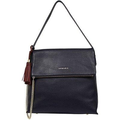 Zohara Harrow Handbag Navy