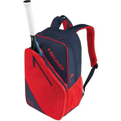 Head Core Backpack - Navy/Red