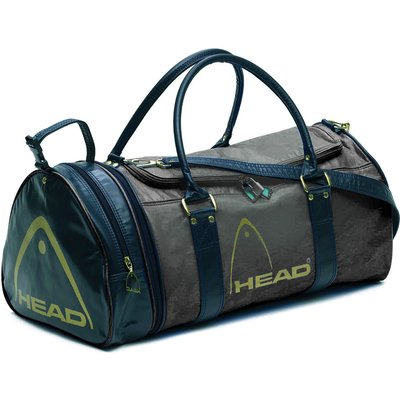 Head Monte Carlo Holdall  - Grey/Blue