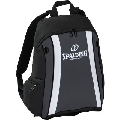 Spalding Backpack - Black/Grey