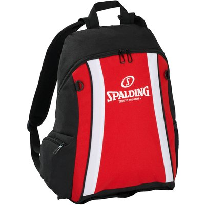 Spalding Backpack - Black/Red
