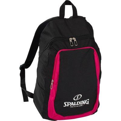 Spalding Essential Backpack - Black/Pink