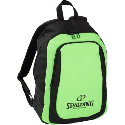 Spalding Essential Backpack - Green/Black