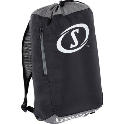 Spalding Sackpack Adult - Black/Grey