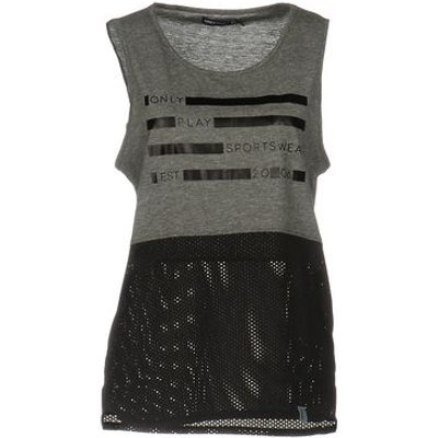 ONLY PLAY TOPWEAR Vests Women on YOOX.COM